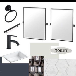 Rustic Modern Bathroom Design Sources