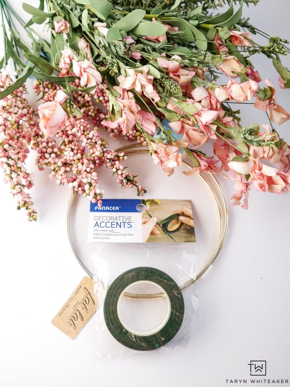 Diy flower crowns taryn whiteaker flower crown tutorial izmirmasajfo