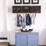 Vintage Locker Makeover