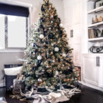 Rustic Modern Christmas Tree