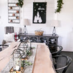 Modern Tartan Christmas Home Tour