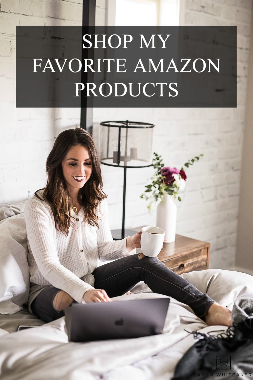 Shop my favorite home decor and fashion products found on Amazon!