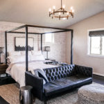 Black and White Master Bedroom Updates