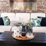 DIY Modern Ball Jar Succulents