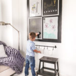 DIY Kids Art Center
