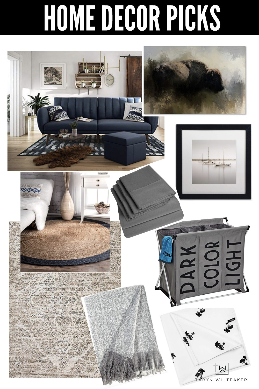 Come shop my favorite Amazon Prime Day picks! Come shop this whole room design using items from Amazon that are on sale!