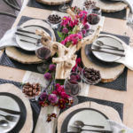 Rustic Modern Summer Table Decor