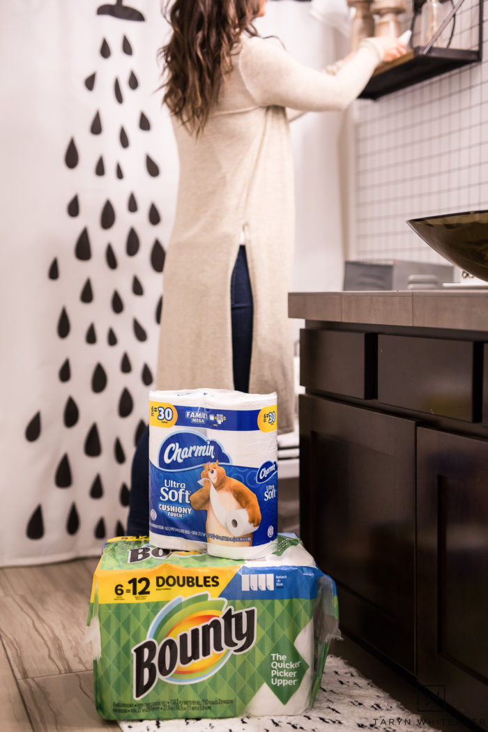 Stock up on Charmin and Bounty for all the holidays coming up!