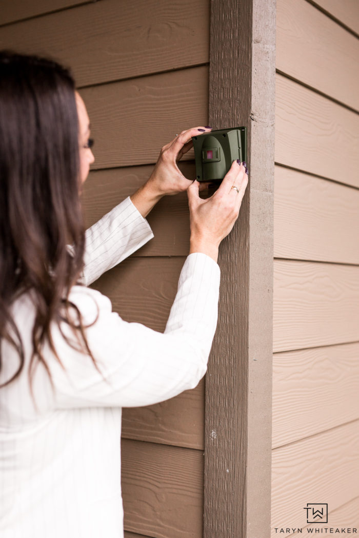 Learn about news ways for Effective Home Security by installing outdoor motion sensors that can detect motion and heat upt o 1/4 mile away.