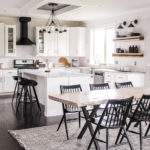 Black and White Modern Kitchen Reveal