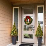 Classic Christmas Porch