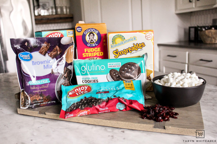 Favorite gluten free desserts you can purchase in the store!