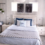 Modern Blue Girls Room