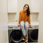 Week 4 Laundry Room Makeover!
