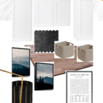 Laundry Room Makeover Design Board