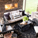 Neutral Outdoor Patio Decor