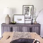 Organic Modern Vignette Display