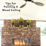 Tips For Painting An Outdoor Ceiling