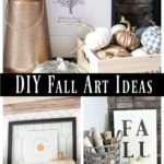 DIY Fall Art Ideas