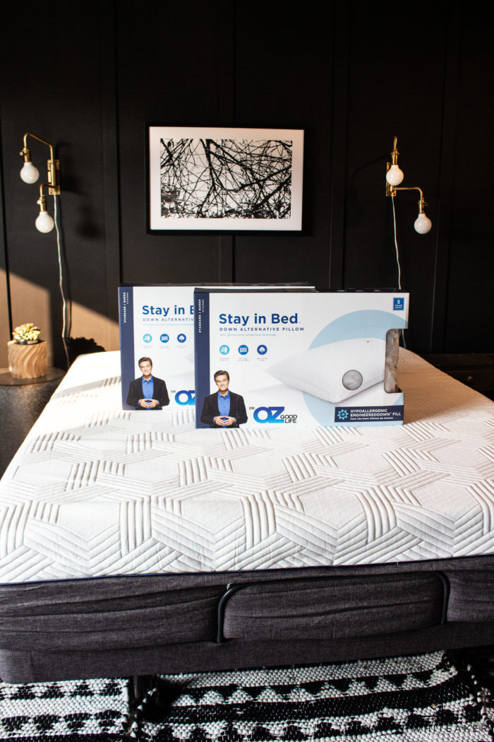 Dr. Oz Sleep Mattress and platform bed review