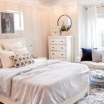 Winter Wonderland Bedroom Refresh