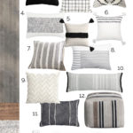 Neutral Outdoor Pillows