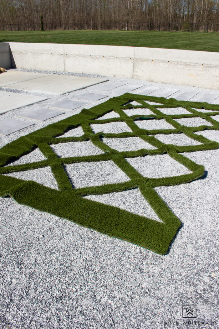 Learn all about Installing Your Own Turf with the help of PaverTurf, a patented DIY turf, helping homeowners add luxury landscape themselves.