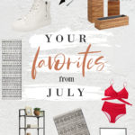 YOUR Favorites from July!