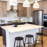 How To Mix Different Wood Tones with Tri Pointe Homes