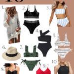 Favorite Full Coverage Swim Suits!