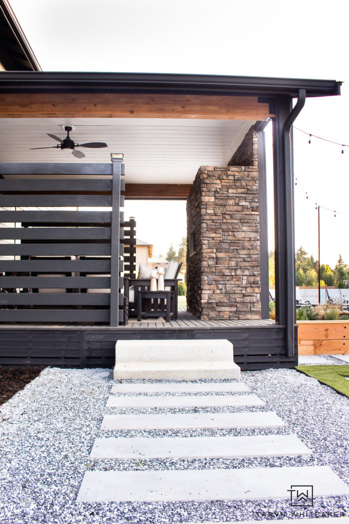Take your deck up a notch by installing deck skirting to help give your deck a more polished and finished look!