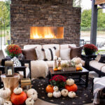 Decorating An Outdoor Space For Fall